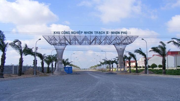 Dich vu cong nghiep - Nhon Trach II - 1