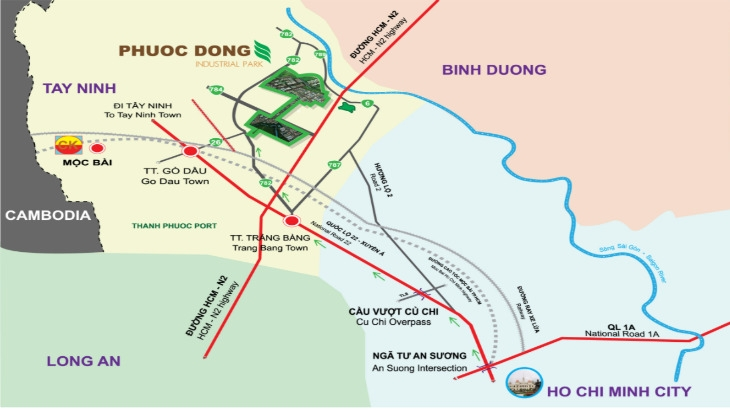 Dich vu cong nghiep - Phuoc Dong - 2